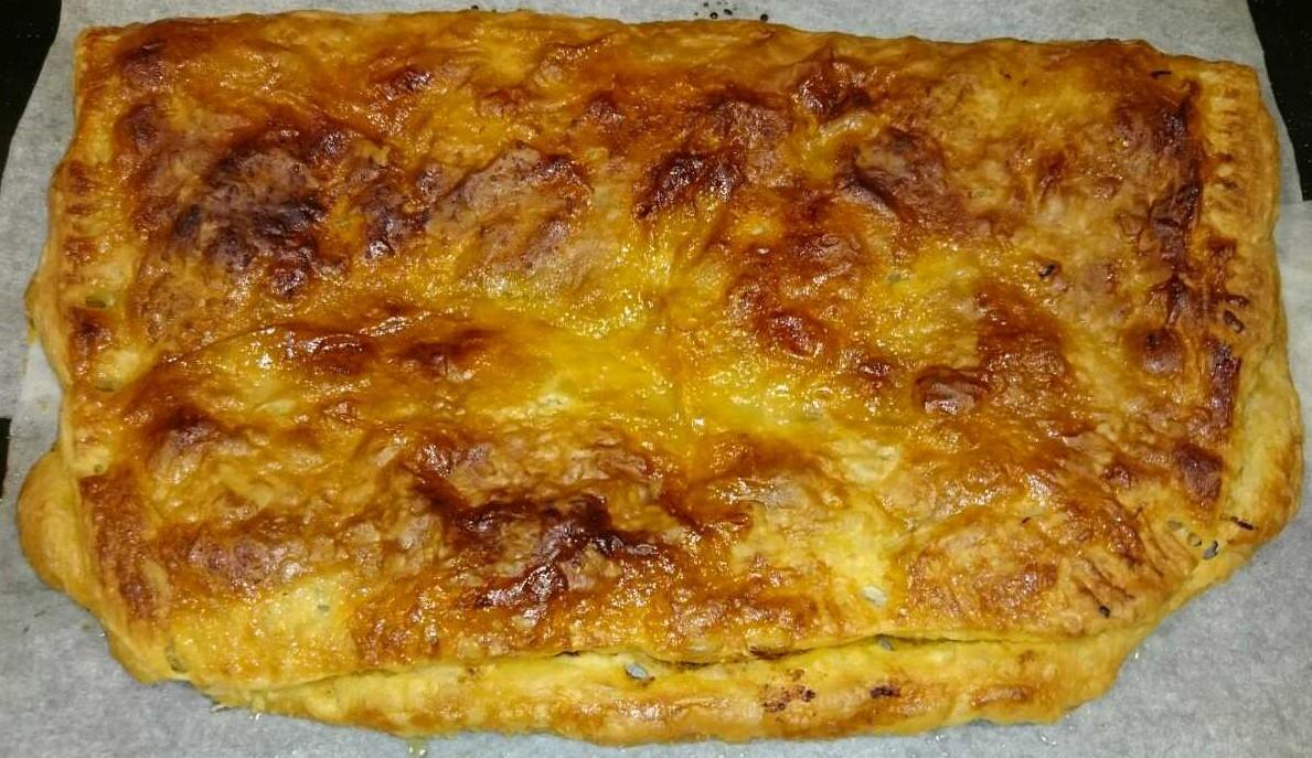 Empanada de la Boni