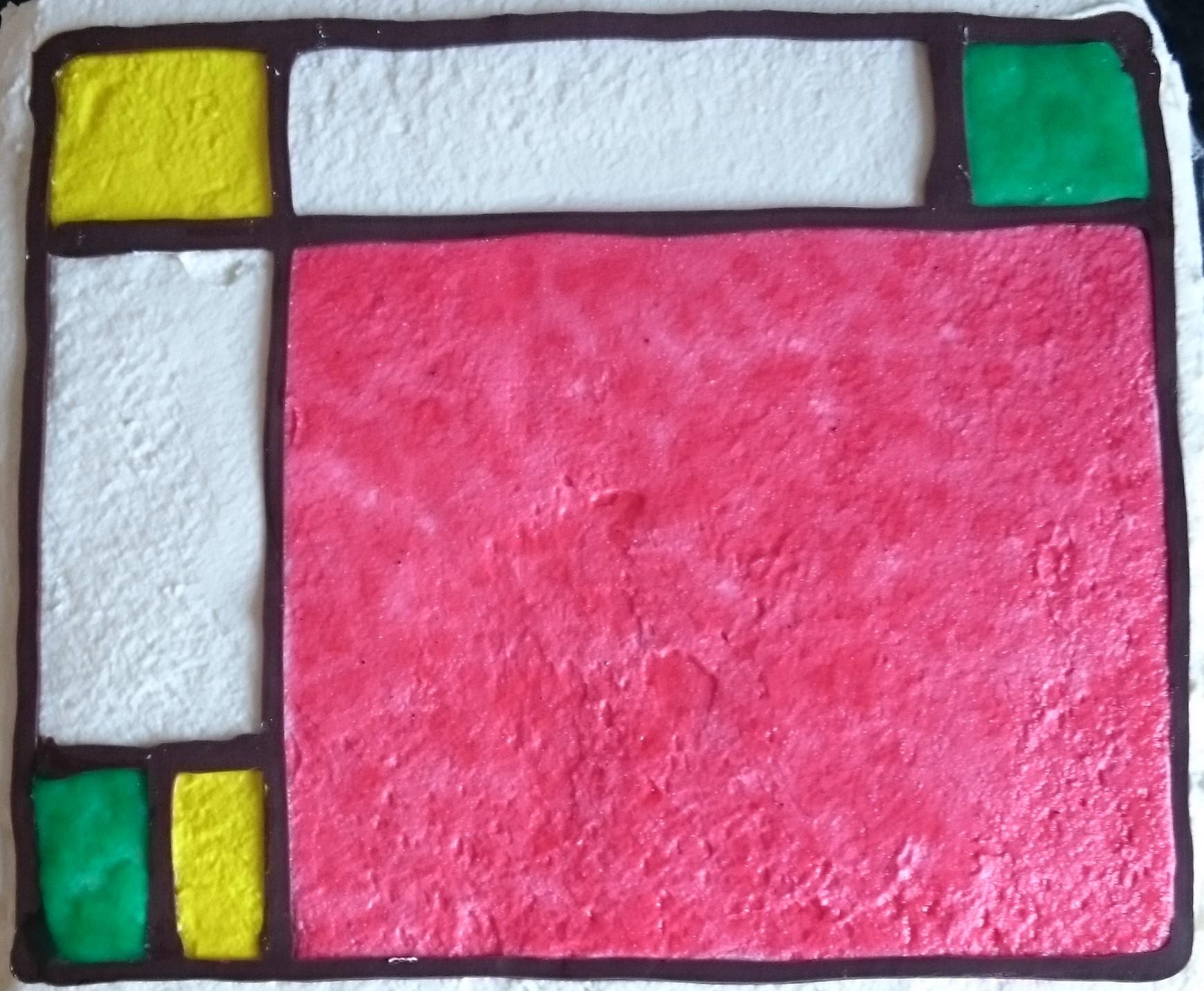 Pastel Mondrian